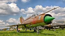 9107 - Poland - Air Force Mikoyan-Gurevich MiG-21MF aircraft