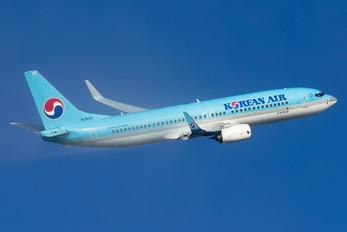 HL8242 - Korean Air Boeing 737-800