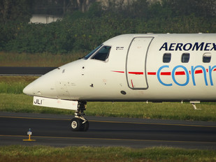XA-JLI - Aeromexico Connect Embraer ERJ-145