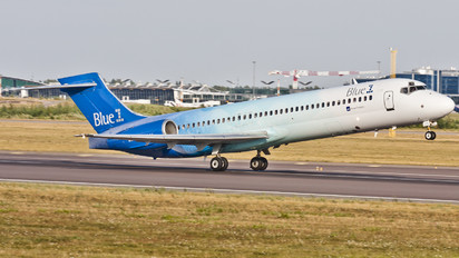 OH-BLH - Blue1 Boeing 717