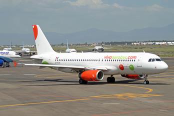EI-EUA - VivaAerobus Airbus A320
