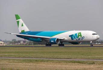 CS-TLZ - TMA Cargo Boeing 767-300ER