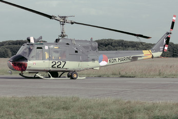 PH-UEY - Private Agusta / Agusta-Bell AB 204