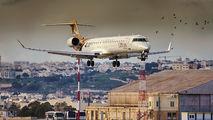 5A-LAM - Libyan Airlines Canadair CL-600 CRJ-900 aircraft