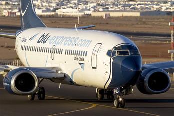 I-BPAG - Blu Express Boeing 737-300