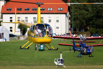 SP-SVW - Salt Aviation Robinson R44 Astro / Raven