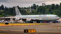 N707MQ - Omega Air Tanker Boeing 707-300 aircraft