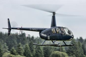 G-WALI - Private Robinson R44 Clipper