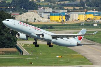 C-GFUR - Air Canada Airbus A330-300