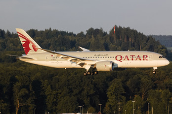 A7-BCJ - Qatar Airways Boeing 787-8 Dreamliner