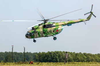 RF-23115 - Russia - Federal Border Guard Service Mil Mi-8T