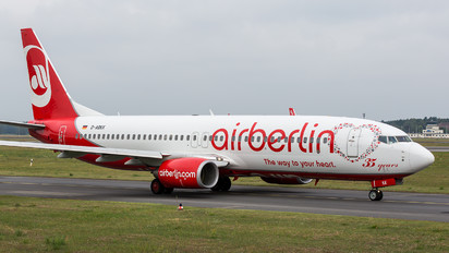 D-ABKK - Air Berlin Boeing 737-800