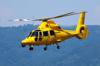 JA004M - Aero Asahi Eurocopter AS365 Dauphin 2