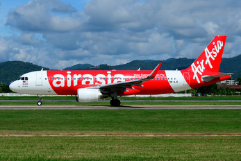 9M-AJK - AirAsia (Malaysia) Airbus A320