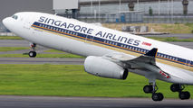 9V-STS - Singapore Airlines Airbus A330-300 aircraft