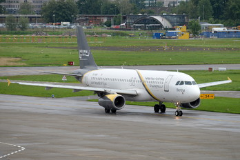 SU-NMA - Nesma Airlines Airbus A320