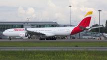 EC-LEU - Iberia Airbus A340-600 aircraft