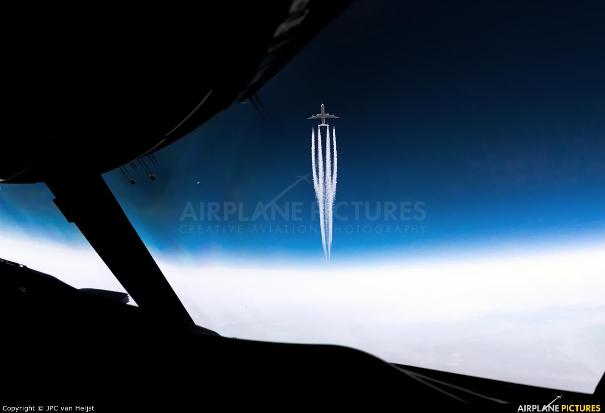 Lufthansa D-AIHZ aircraft at In Flight - Russia