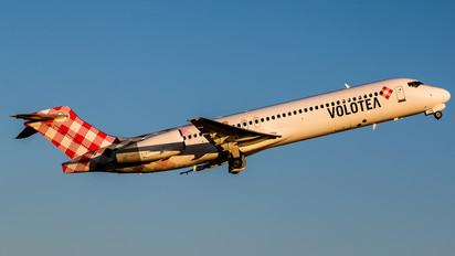 EC-FBM - Volotea Airlines Boeing 717