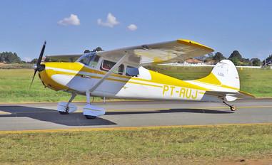 PT-AUJ - Private Cessna 170