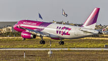 HA-LWC - Wizz Air Airbus A320 aircraft