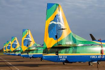 """FAB5712 - Brazil - Air Force """"Esquadrilha da Fumaça"""" Embraer EMB-314 Super Tucano A-29A"""