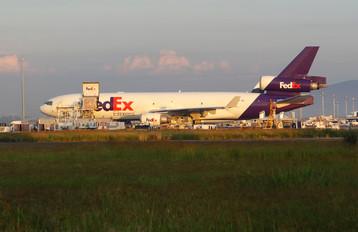 N625FE - FedEx Federal Express McDonnell Douglas MD-11F