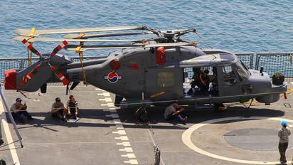 90-0702 - South Korea - Navy Westland Super Lynx Mk99A