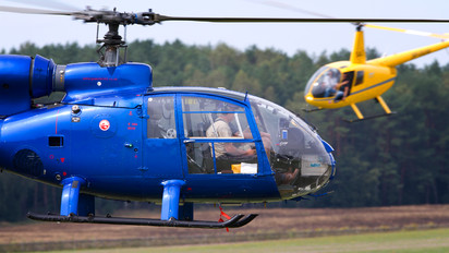 HA-LFQ - Private Aerospatiale SA-341 / 342 Gazelle (all models)