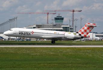 EC-LQI - Volotea Airlines Boeing 717