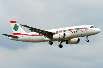 OD-MRT - MEA - Middle East Airlines Airbus A320