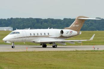OE-HAP - Avcon Jet AG Bombardier BD-100 Challenger 300 series