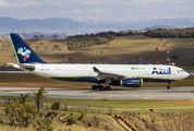 PR-AIZ - Azul Linhas Aéreas Airbus A330-200 aircraft