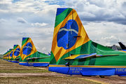 """FAB5734 - Brazil - Air Force """"Esquadrilha da Fumaça"""" Embraer EMB-314 Super Tucano A-29A aircraft"""