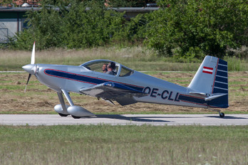 OE-CLL - Private Vans RV-9A
