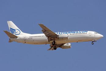 9H-HER - FlyHermes Boeing 737-400