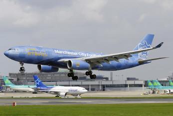 A6-EYE - Etihad Airways Airbus A330-200
