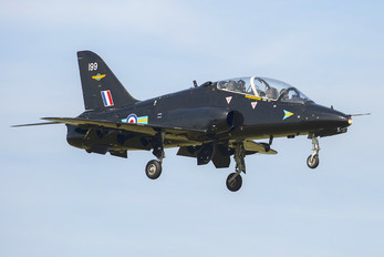 XX199 - Royal Air Force British Aerospace Hawk T.1/ 1A