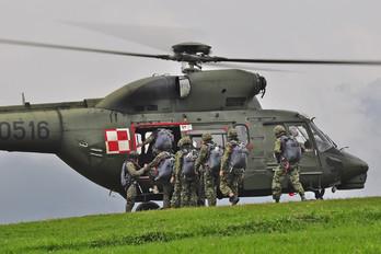 0516 - Poland - Army PZL W-3 Sokół