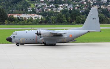 CH-11 - Belgium - Air Force Lockheed C-130H Hercules