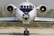 RA-65989 - Russia - Air Force Tupolev Tu-134A aircraft
