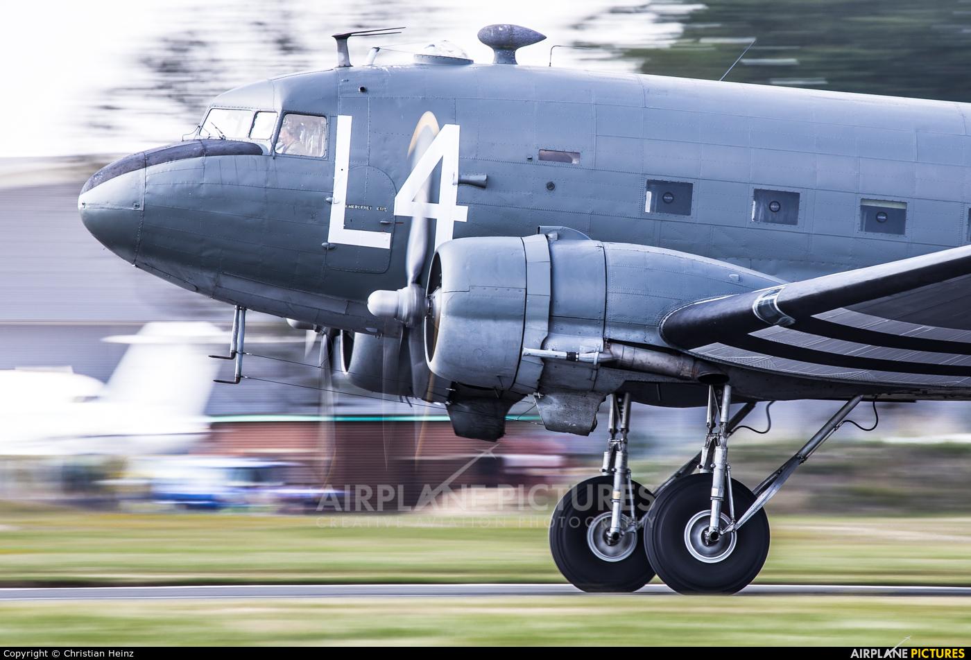 Aces High N147DC aircraft at Farnborough