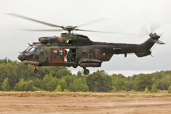 S-419 - Netherlands - Air Force Aerospatiale AS532 Cougar