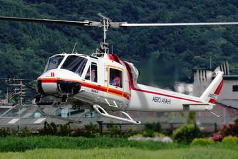 JA6027 - Aero Asahi Bell 204B