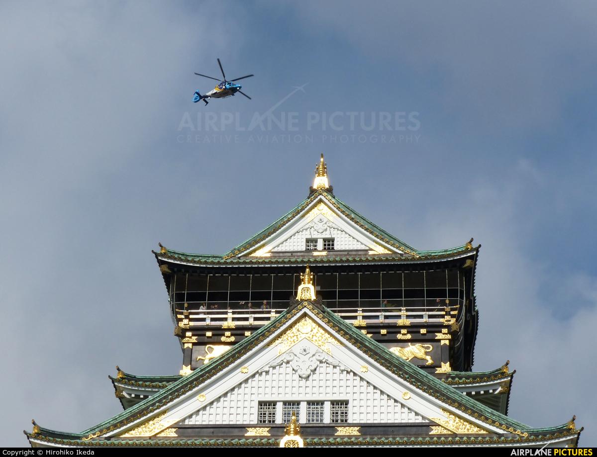 Toho Air Service JA08CX aircraft at Off Airport - Japan