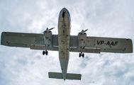 VP-AAF - Trans Anguilla Airways Britten-Norman BN-2 Islander aircraft