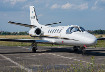 YU-BTB - Private Cessna 550 Citation Bravo