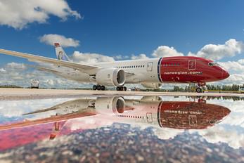 EI-LNA - Norwegian Long Haul Boeing 787-8 Dreamliner