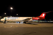 Greenland Express started operation between Denmark / Greenland title=