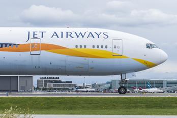 VT-JEH - Jet Airways Boeing 777-300ER